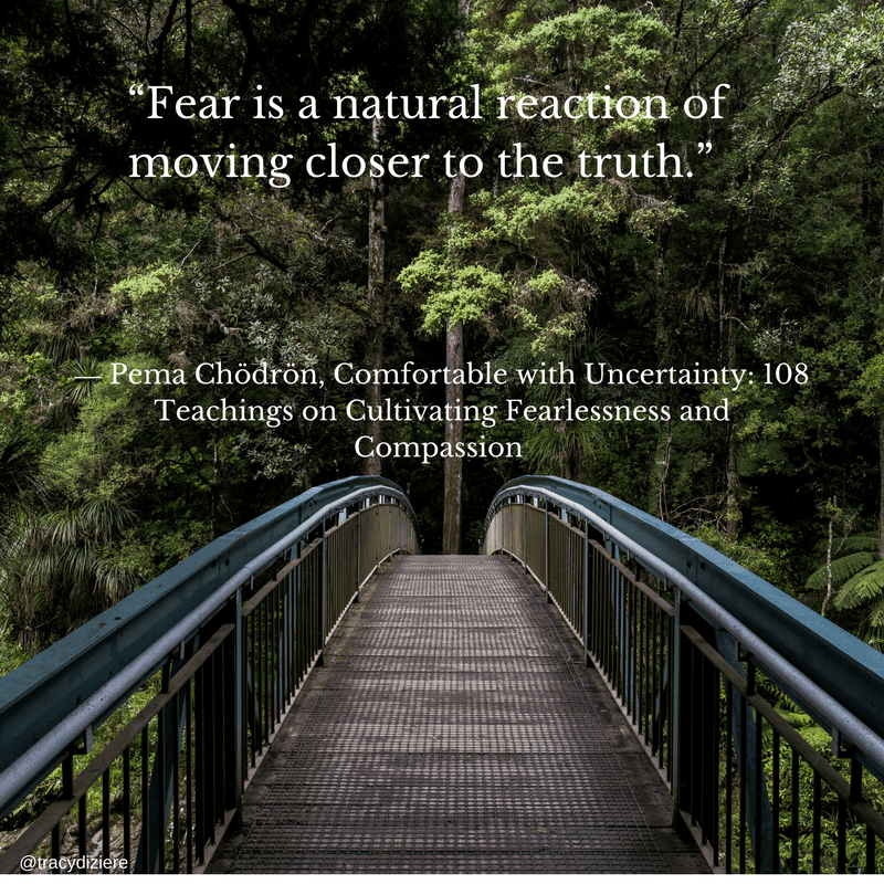 fear and responding to uncertainty